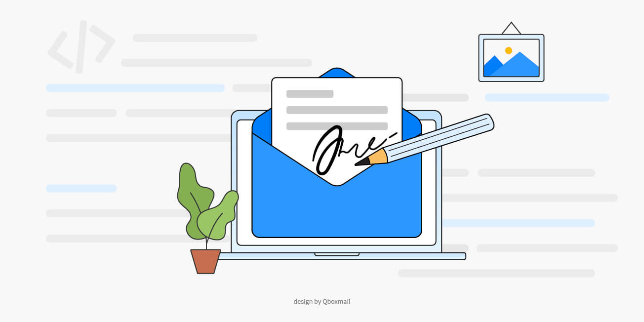firma email professionale